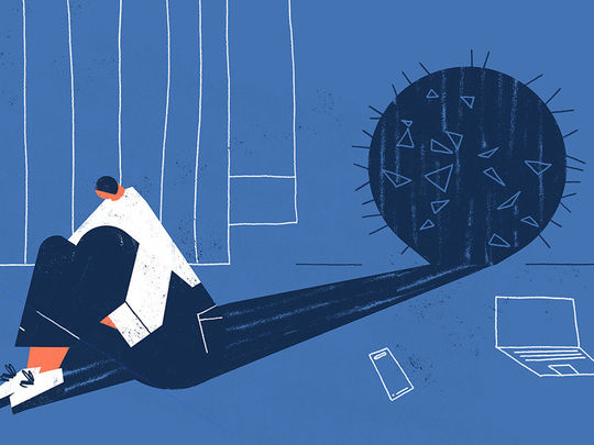 Five ways to deal with stress and anxiety